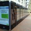 Exposición sobre Steve Jobs en el museo de la oficina de patentes americana
