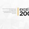 Guía Excel 2007 #manual #productividad