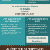 Comparación entre página web y blog #infografia #marketing