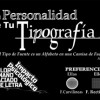 La personalidad de tu tipografía.