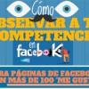 Cómo observar a tu competencia en Facebook.