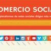 Las redes sociales que más ventas dirigen.