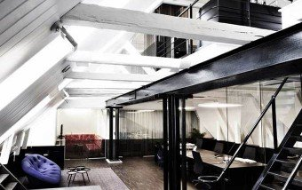 Medge Consulting Offices in Stockholm #design #architecture