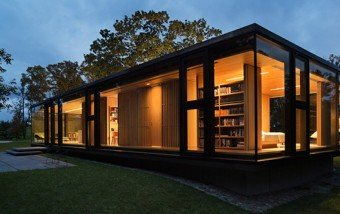 LM Guest House in New York #design #arquitectura