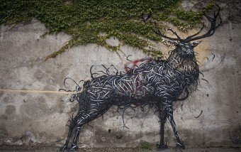 Fractured Street Art #design #art #creatividad
