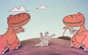 La Historia del universo en stop-motion… Simplemente Genial