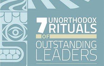7 rituales poco ortodoxos de los líderes más destacados