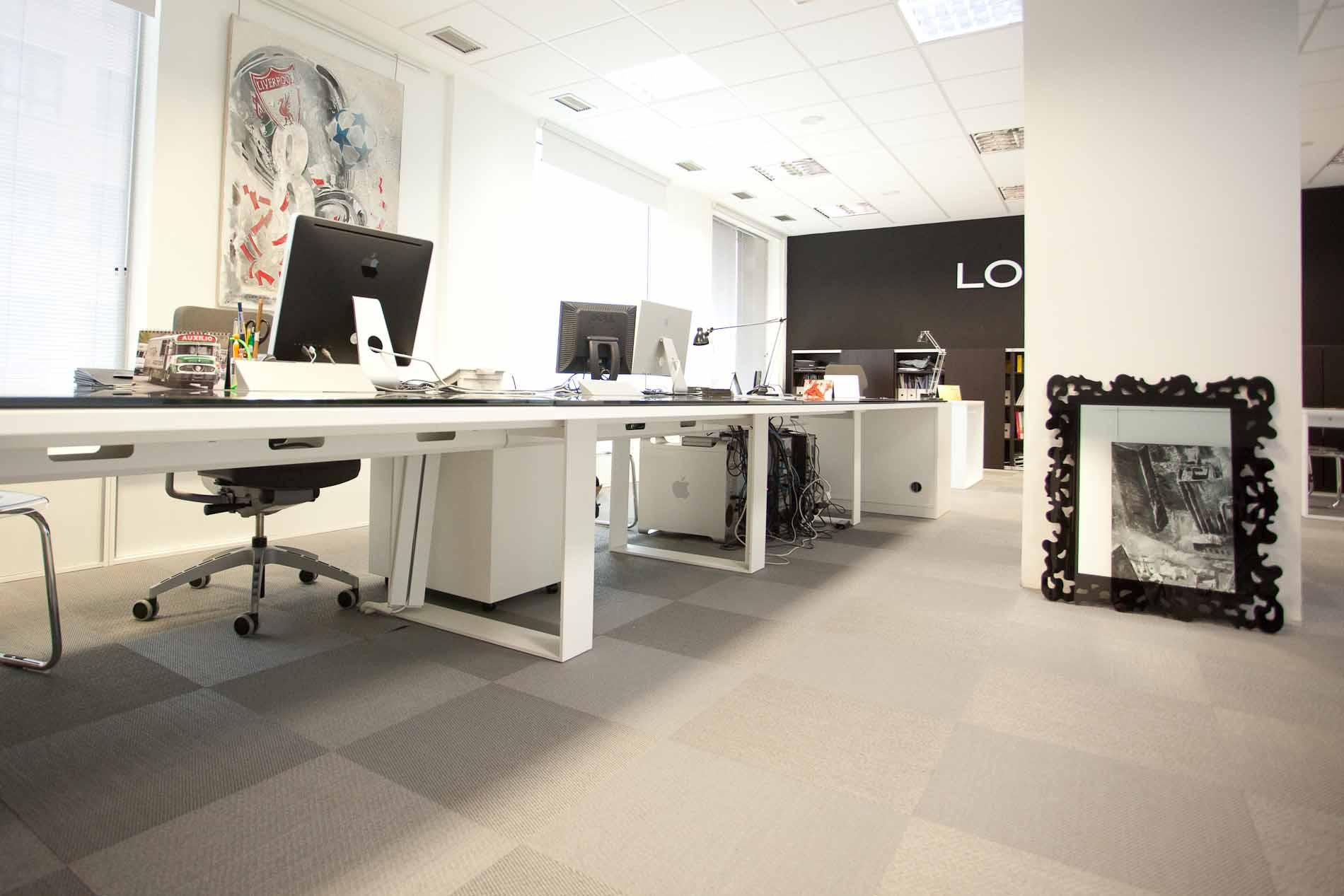 Dise o oficina lombok design design arquitectura for Diseno de oficinas pequenas planos