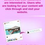 Cómo usar Pinterest para aumentar el tráfico de tu web o blog #infografia #socialmedia