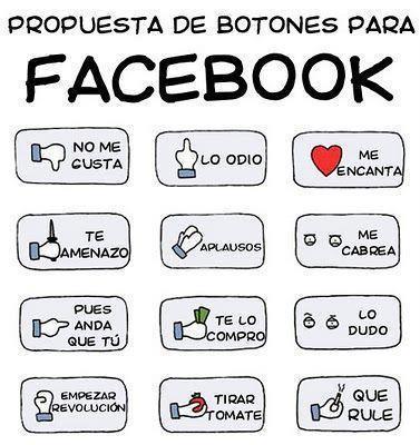 botones facebook