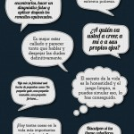 10 frases célebres de Groucho Marx #infografia #infographic