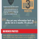 Tus datos en venta #infografia #infographic #internet
