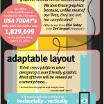 ¿Qué hace que una infografía sea buena? #infografia #infographic #socialmedia #marketing #design