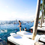 Marina Bay Sands en Singapore #arquitectura #design #fotografia #architecture