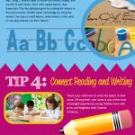 8 consejos para enseñar a tu hijo a leer #infografia #infographic #education