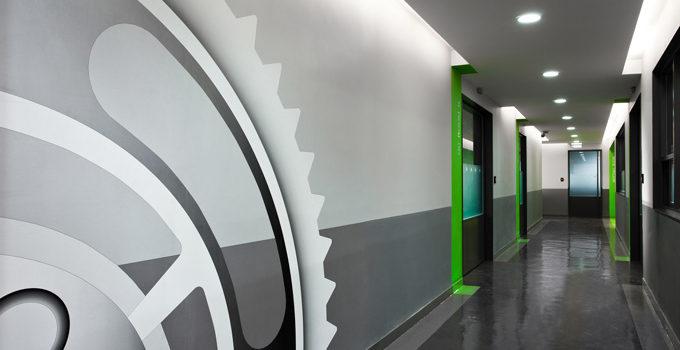 KH Gears Headquarters in China #design #arquitectura #architecture #fotografia