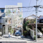Transparent House in Japan #design #arquitectura #architecture #fotografia