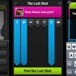 The Last Photo comparte en todas las RRSS #fotografia #tecnologia #app