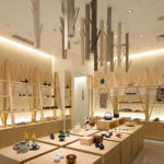 Masters Craft Ceramic Ware Boutique in Tokyo #design #arquitectura
