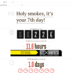 Cuánto ahorras si dejas de fumar? #infografia #interactivo #infographics