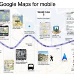 Google Maps para móvil, su historia. #googlemaps #maps
