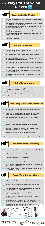 constructivist lesson plan template - 37 consejos para mejorar tu perfil de linkedin infografia
