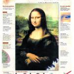 La Gioconda, la obra más admirada. #infografia #arte
