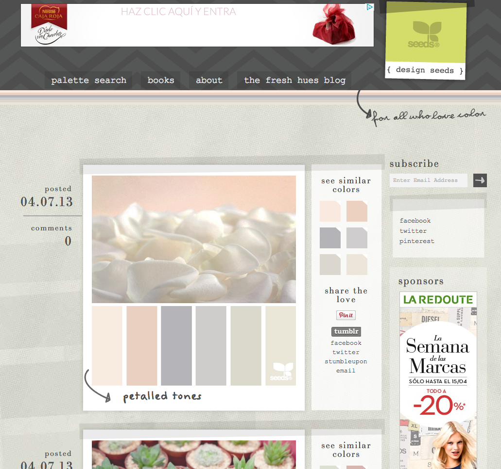 design-seeds-web-page-screen-capture