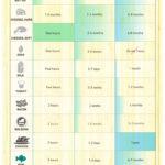 Guia definitiva: ¿Cuanto dura un alimento en buen estado? #infografia #alimentacion
