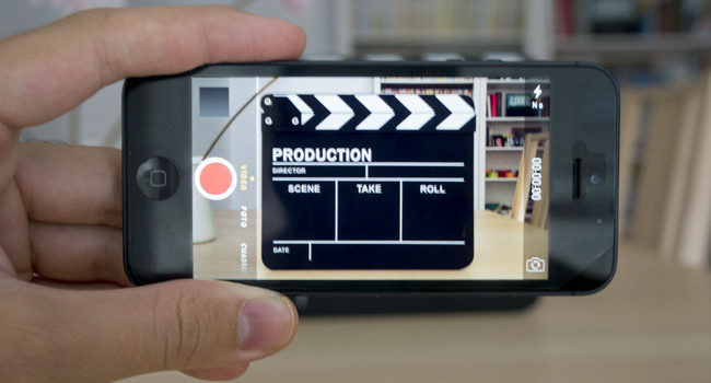 Especial grabación de vídeo iOS #video #ios