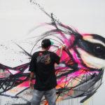 Urban Art Graffiti #design #fotografia #graffiti