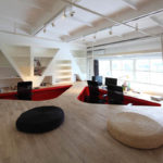 Red Town Office en Shanghai #arquitectura #design
