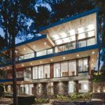 Casa entre árboles y naturaleza #arquitectura #design #architecture #fotografia