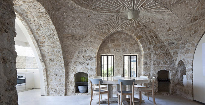 Old House Renovation in Israel #design #photography #architecture
