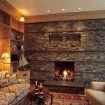 30 ejemplos de chimeneas de piedra #arquitectura #design #fotografia #architecture