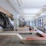 Horizon Media Office en New York #design #arquitectura