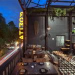 Romita Comedor in Mexico City #design #architecture #photography