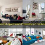 15 Colorful Apartments 2011 #arquitectura #design #architecture #fotografia