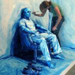 Los cuadros vivientes de Alexa Meade #Arte #Fotografía
