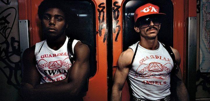 La cuna del graffiti, el metro de Nueva York en los 70 y 80.