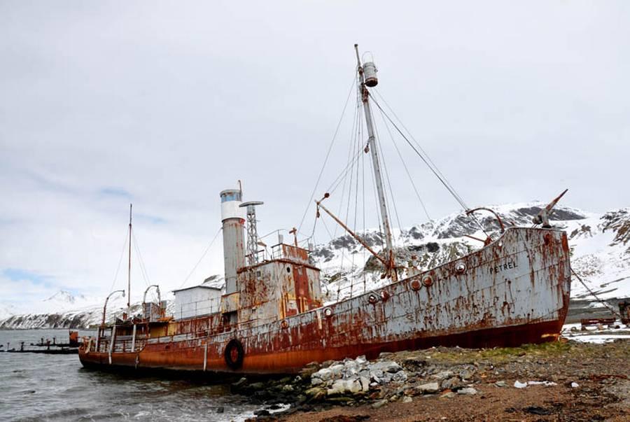 El Rincón de Lombok: 20 barcos fantasma