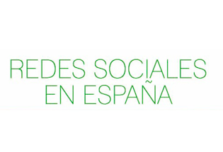 Redes sociales en España.