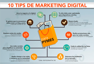 10 tips de marketing digital