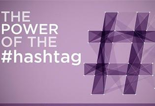 El poder del hashtag