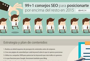 100 consejos SEO para el 2015.