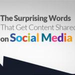 Las mejores palabras para compartir en Redes Sociales.