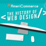 La historia del diseño web.