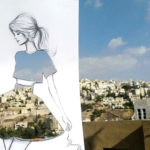 El ilustrador que fusiona el dibujo con la urbe