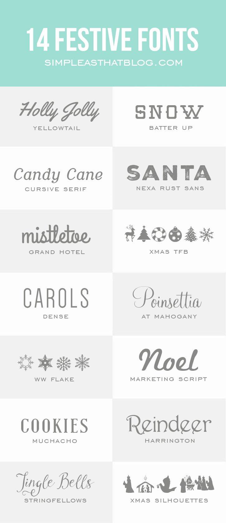 Tipografías vintage-modernas Instagram