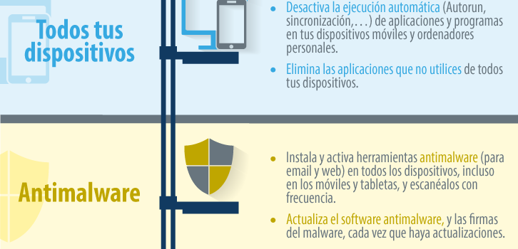11+1 consejos para elevar la ciber seguridad de tu empresa